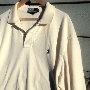 Polo by Ralph Lauren long-sleeve cotton shirt